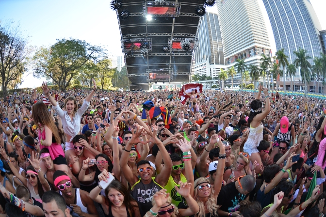 Ultra Music Festival 2015 Sets